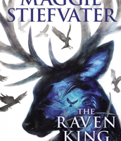 The Raven King {Raven Cycle, book IV, Maggie Stiefvater}