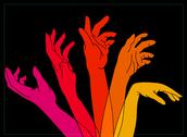 Grabbing Hands (4/5)