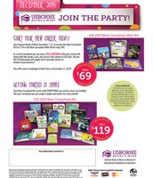 December New Consultant Kit Special