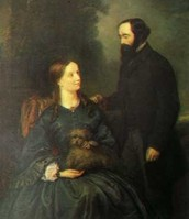 James And His Wife Katherine
