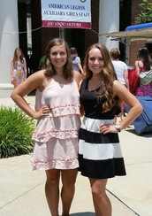 Hazel Green Students Attend Girls State