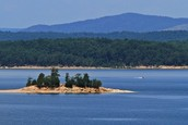 The town is surrounded by beautiful lakes and rivers, all of which are great for family fun, fishing, and recreation.