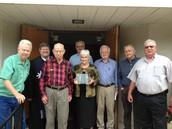 Margaret awarded Susanna Wesley Award of Excellence