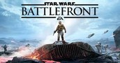 I would like the game: Star War's Battle Front!