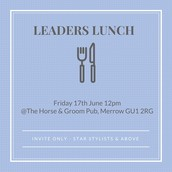 Leaders Lunch