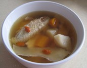 Chinese Style Chicken Soup