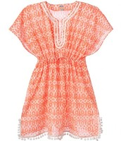 Capri tunic/beach coverup- original price $89, sale price $40