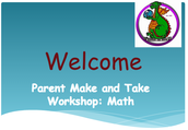 Kinder Workshop-- Did you miss it?