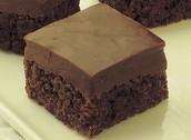 Hershey's Fudge Topped Brownies