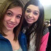 My best friend Abby!