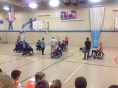 Wheelchair Game @ EKLC
