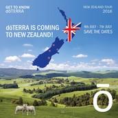 New Zealand Training
