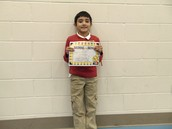 Christian Bautista - Fourth Grade