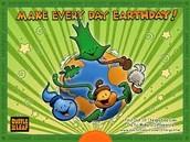 MAKE EVERYDAY EARTHDAY !!!!!!!!!