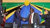 Government in Tanzania
