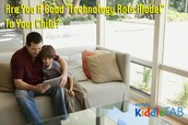 Are you being a good technology role model to your child?
