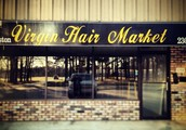 Welcome to The Virgin Hair Market
