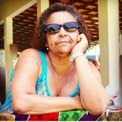 Alzira Mª Sant'anna de Almeida _ voluntária em Santa Cruz
