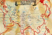 map marco went on