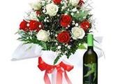 Send flowers to Ahmedabad: Simple & Innocent Daisies