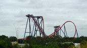 The worlds scariest roller coaster!!