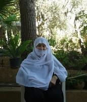 לבוש אישה דרוזית מסורתי