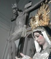 STMA VIRGEN DE LOS DOLORES Y EL STMO CRISTO DE LA MISERICORDIA