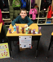 Entrepreneurs at their finest at PES!