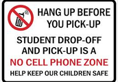 Cell Phone Use In School Parking Lot