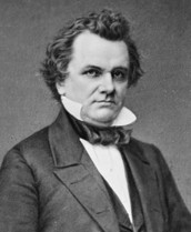 Stephen A. Douglas vs. Abraham Lincoln