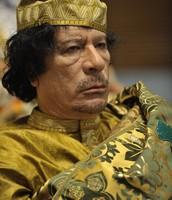 Muammar al-Qaddhafi