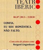 Musik av Scarlatti, Schubert, Grieg, Rey Colaço och Cristos Hatzis