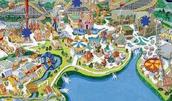 Ancient China Theme Park