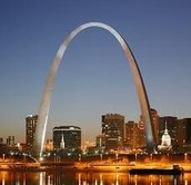 The Gateway Arch is the biggest arch in the world .!.!