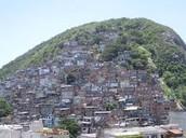 le favelas