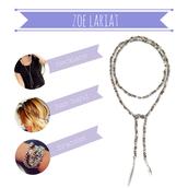 The Zoe Lariat
