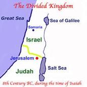 Isaiah Divided the Kingdom