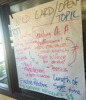 Wild Card/Open Topics