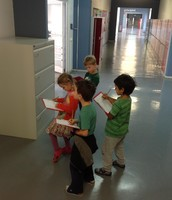 1b - Collecting and recording information about the school