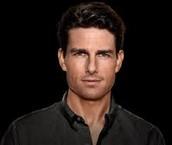 Tom Cruise.How to get through dyslexia.