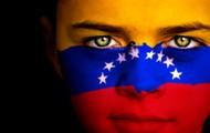 Venezuala's flag.