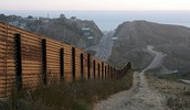 The american-mexican border