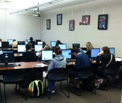 Computer lab space