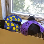 Summer School paper mache