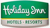 Stay at the holiday Inn!