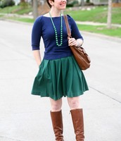 A fall outfit