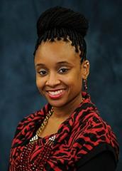 April Covington, Health Programs Academic Advisor