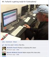 Mr. Farbarik's Computer Programming Club