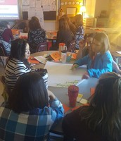 4th Grade Leads Writing PD
