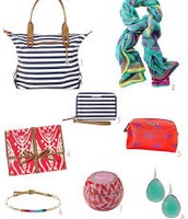 Bags, scarves, and jewels... oh my!
